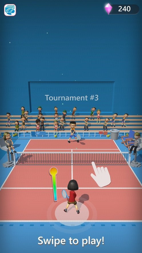 網球杯比賽