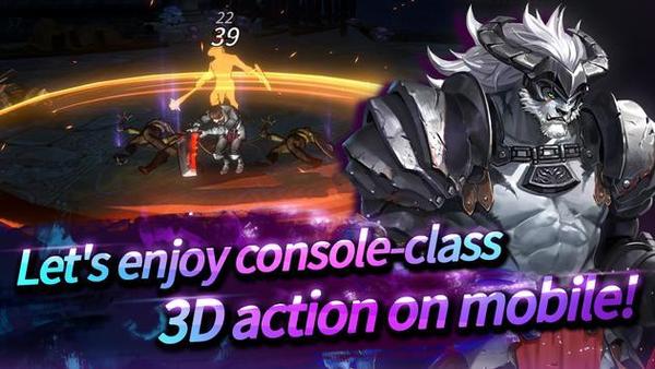 进攻之夜(A Tag Knight)是一款动作格斗类手机游戏