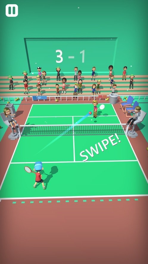 网球杯比赛