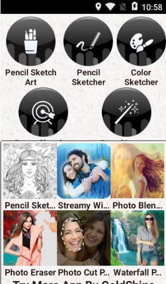 美女素描相机app介绍