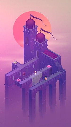 纪念碑谷2游戏截图