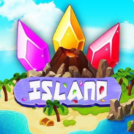 魔法水晶宝石岛