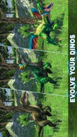 恐龍馴獸師
