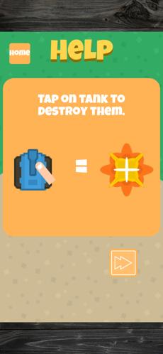 Smashy Tanks游戏截图