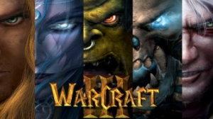 魔兽争霸3游戏