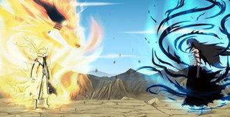 死神vs火影游戲