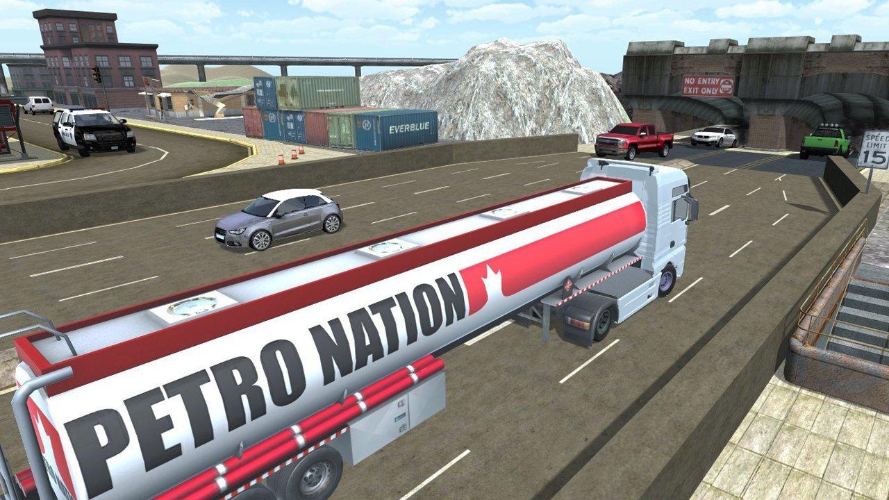 卡車駕駛模擬器2020