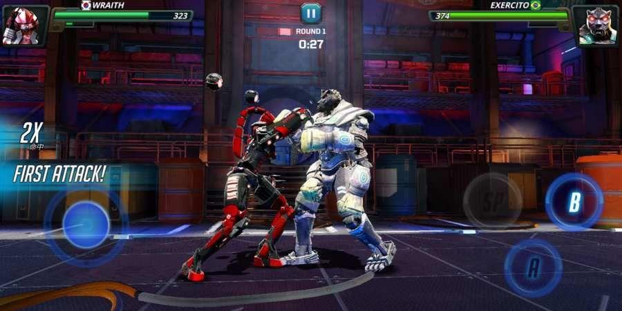 世界機器人拳擊2