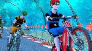 自行车系列游戏