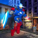 英雄机器人3D