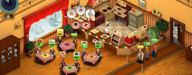 餐厅经营游戏大全