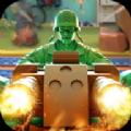 军人防御游戏