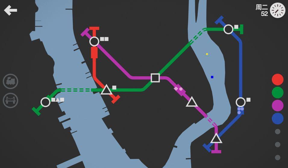 模拟地铁破解版