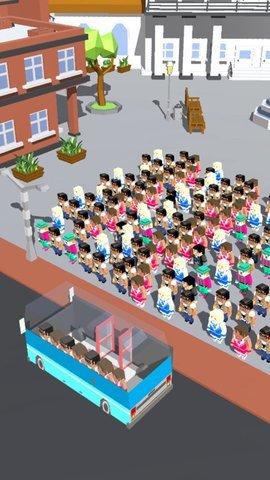 挤上公交是不可能的游戏截图