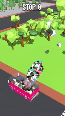 挤上公交是不可能的游戏