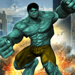绿巨人粉碎犯罪