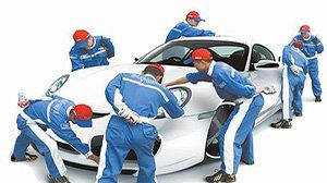 汽车售后服务管理软件