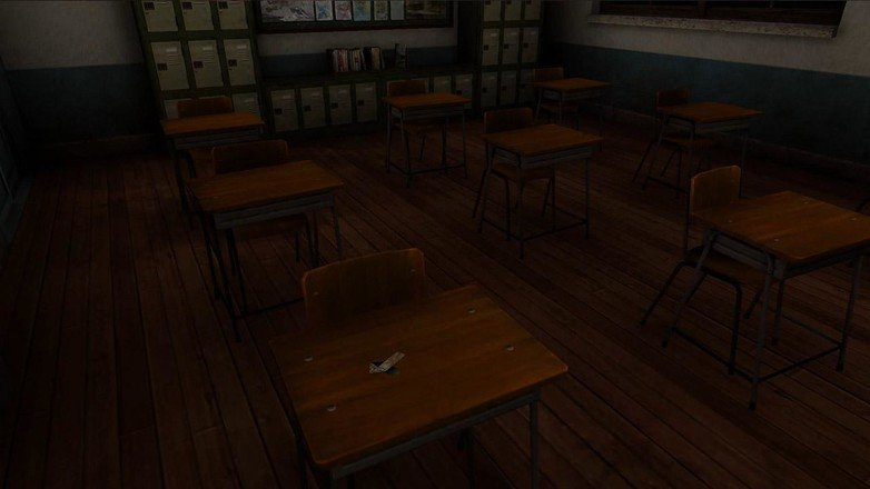恐怖学校 : 白色情人节破解版