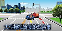 大型模拟驾驶游戏合集