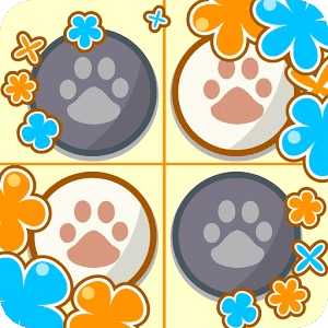 猫猫五子棋
