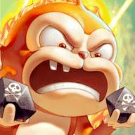 愤怒的猴子也疯狂破解版