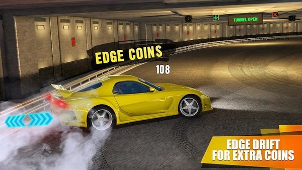 真实X漂移赛车游戏截图