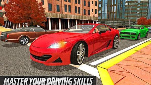 豪車終極駕駛模擬器截圖