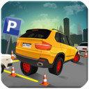 瘋狂停車模擬駕駛3D