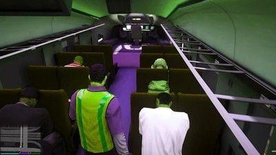 地下鐵駕駛模擬器