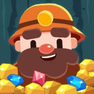 钻石矿工挖宝者