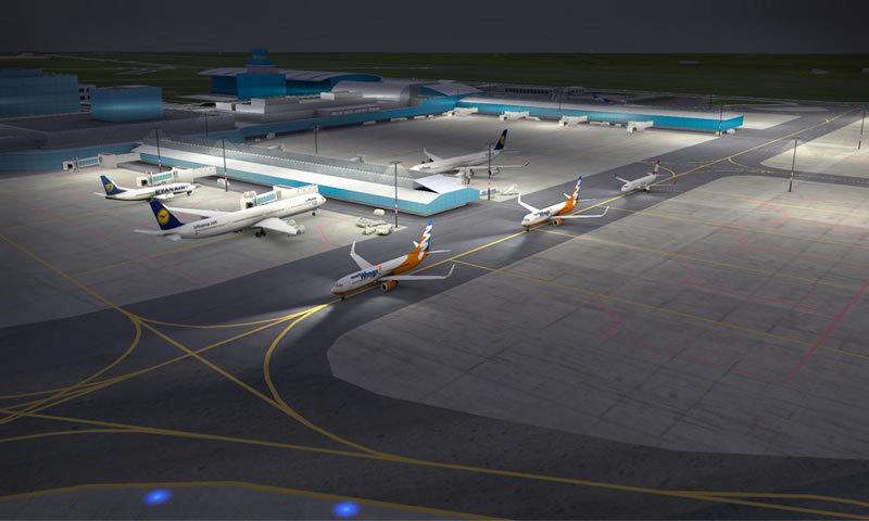 世界级航空机场