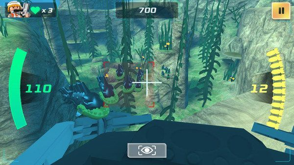 乐高海底世界游戏截图