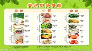 养生减肥菜谱软件
