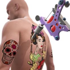 纹身模拟器