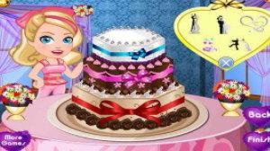 蛋糕题材游戏
