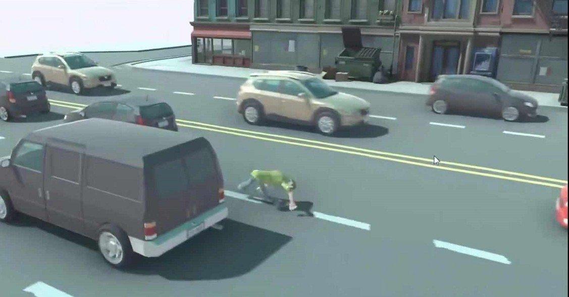 過馬路模擬器手機版