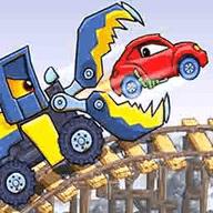 奇葩车类比赛破解版
