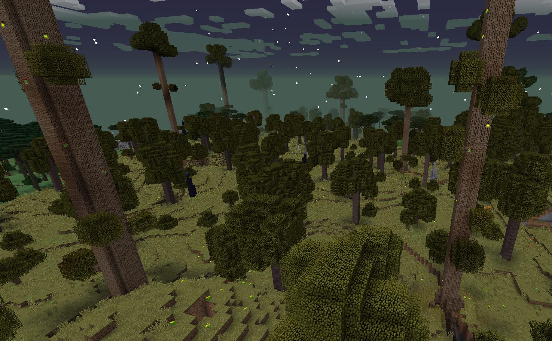 我的世界暮色森林mod