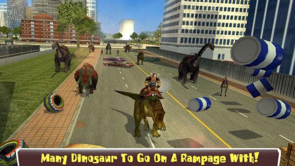 恐龍城市毀滅截圖