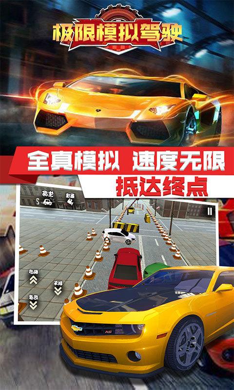 极限模拟驾驶