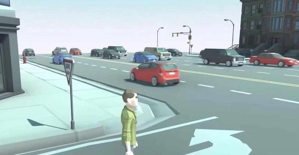 過馬路模擬器手機版截圖