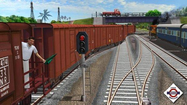 印度火車模擬器介紹
