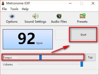 MetronomeEXP音乐节拍器
