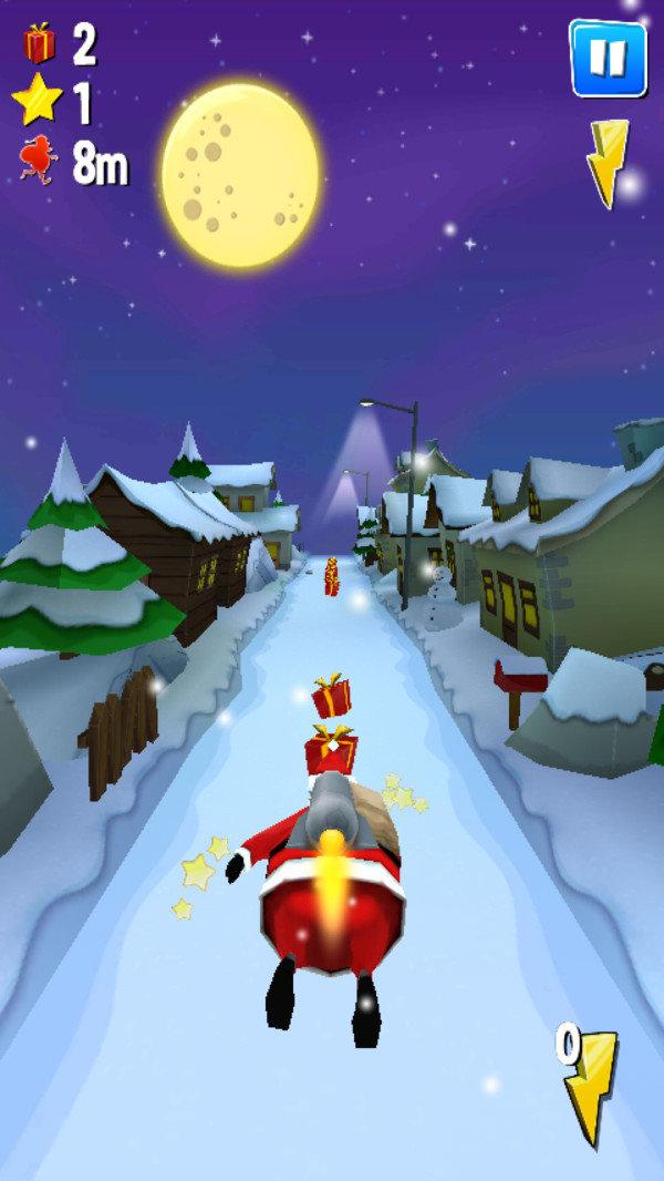 拯救圣誕酷跑