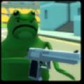 搞怪青蛙模拟器中文版