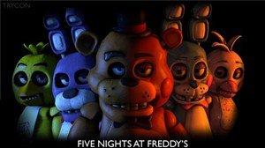 玩具熊的五夜后宫系列游戏合集