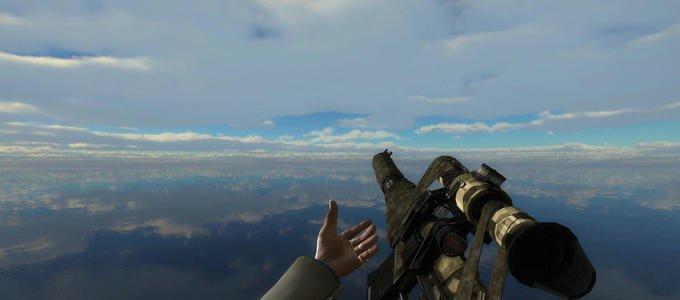 求生之路2背叛MK2特種部隊狙擊步槍mod