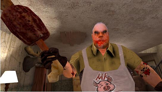 恐怖肉先生