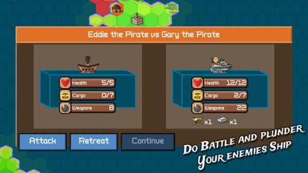 像素海盗时代