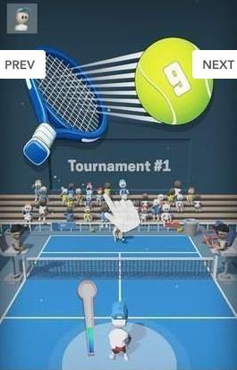 网球雨刮器截图